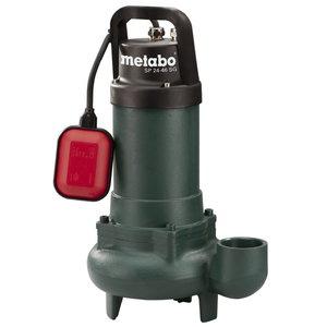 Дренажный насос для сточных вод SP 24-46 SG, METABO