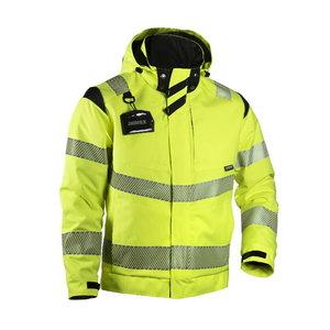Winterjacket 6059 hi-viz, CL3, yellow/black, Dimex