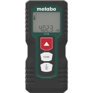 Lazerinis atstumo matuoklis LD 30 /  0,2 - 30m, Metabo