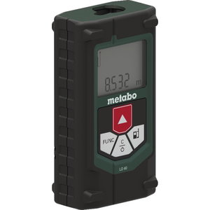 Distance measurer LD 60 /  0,05 - 60m, Metabo