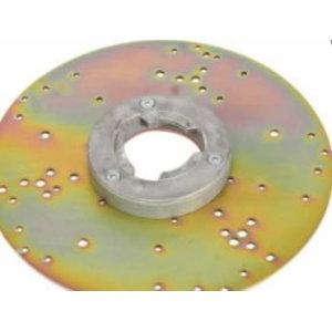 Metal base plate diam 406mm, Schwamborn