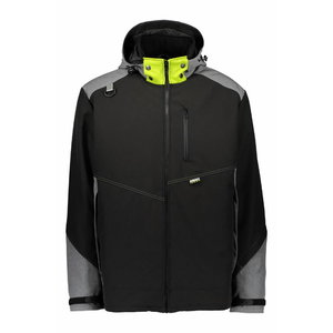 Talvejope 6064 softshell, must XS