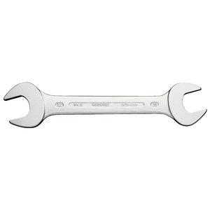 Ring spanner 7/16''x1/2''AF n.6, Gedore
