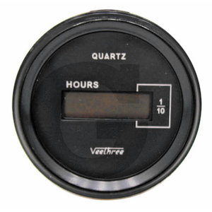 LCD working hours counter, Granit