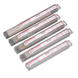 Elektrodas suvirinimo Omnia 46 2,5x350mm 1,0kg, Lincoln Electric