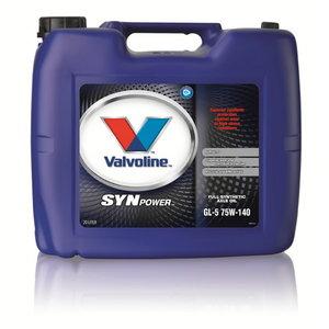 Transmisijas eļļa SynPower GL-5 75W140 20L, Valvoline
