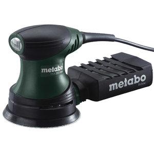 Ekscentrinis šlifuoklis FSX 200 Intec, Metabo