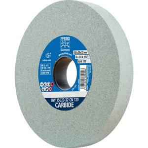 Šlifavimo diskas 150x20/32mm CN 120 BW Carbide, Pferd