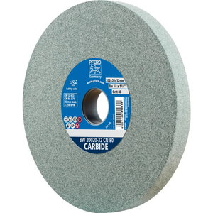 Slīpdisks 200x20/32mm CN 80  BW Carbide, Pferd