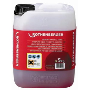 Decalcifying cooncentrate 5kg, Rothenberger