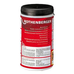 Atkaļķotāja neitralizācijas pulveris, 1 kg, Rothenberger