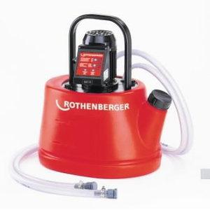 Katlakivi eemaldamise pump ROMATIC 20 automaatne, Rothenberger