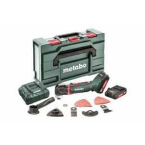 Multifunction cutting tool MT 18 LTX  / 2x2,0 Ah, Metabo