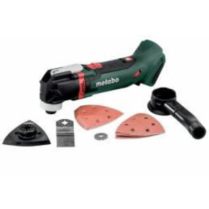 Multifunction cutting tool MT 18 LTX without battery/charger, Metabo