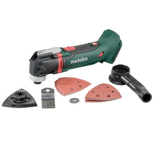 Akuga multitööriist MT 18 LTX karkass, Metabo