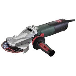 Flat-head angle grinder WEF 15-125, Metabo