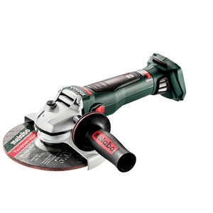 Angle grinder WB 18 LTX BL 180 Quick, w.o. battery/charger, Metabo