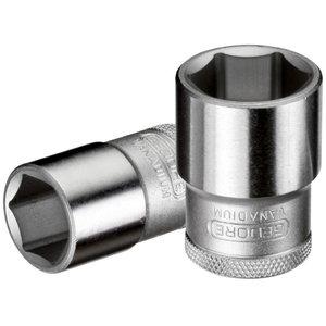 Socket 1/2'' 19 15mm, Gedore