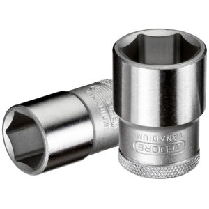 Socket 1/2'' 19 16mm, Gedore