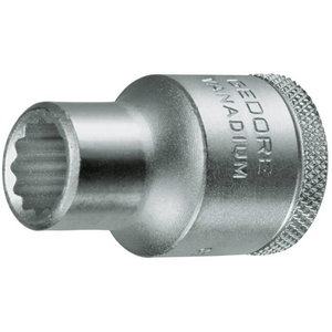 Socket 1/2'' D19 10mm, Gedore