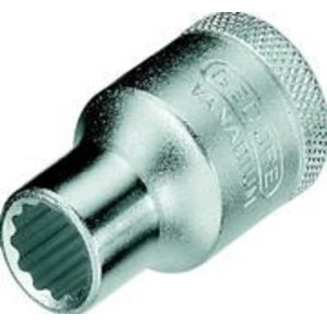 Socket 1/2'' D19 24mm, Gedore