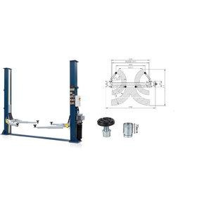 2-statņu elektrohidrauliskais pacēlājs 6140B/ATL-YP2-40E 4T, Best