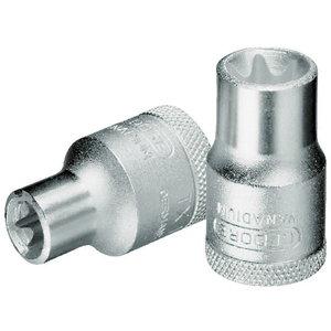 Socket 1/2'' TX19 E12, Gedore