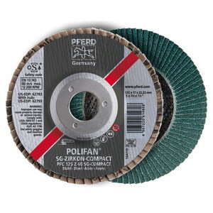 Vėduoklinis diskas 180x22 Z40 SG COMPACT PFC, Pferd