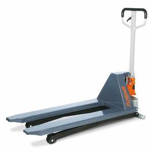 Žirklinis palečių vežimėlis  1t PHH 1001, Unicraft