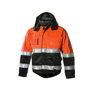 Talve tööjope  6150 must/oranz XL, Dimex