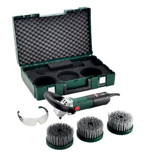 Angle polisher PE 15-25 Set, Metabo