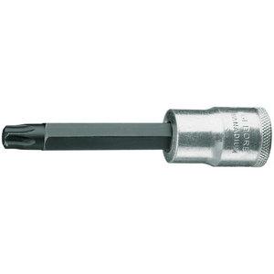 Torx uzgalis muciņa T40-100 mm n.ITX 19L, 1/2'', Gedore