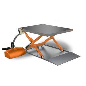 Hydraulic scissor-type table SHT 1000 G, Unicraft