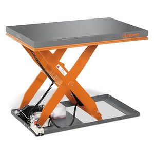 Hydraulic scissor-type table SHT 1000, Unicraft