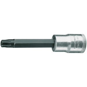 Torx uzgalis muciņa T45-100 mm n.ITX 19L, 1/2'', Gedore