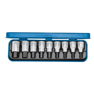 Sockets set 1/2'' IN19PM, Gedore
