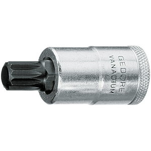 Socket 1/2'' INX19 6mm, Gedore