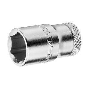 """Sešstūra muciņa 8.0mm n.20, 1/4"""", Gedore"""
