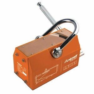 Permanent magnet lifting aid PLM 2001