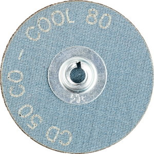 Abrazyvinis diskas 50mm P80 CO-COOL CD, Pferd