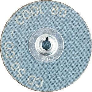 Slīpdisks 50mm P80 CO-COOL CD