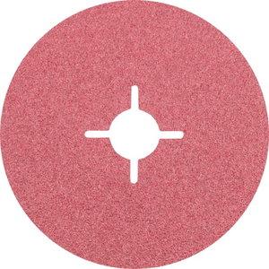 Fibro diskas juodam metalui FS CO 125mm P60