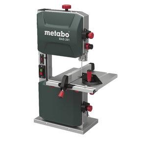 Juostinės pjovimo staklės BAS 261 Precision WNB 230V 230V, Metabo