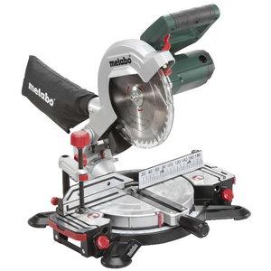 Skersinio pjovimo staklės KS 216 M Lasercut, Metabo