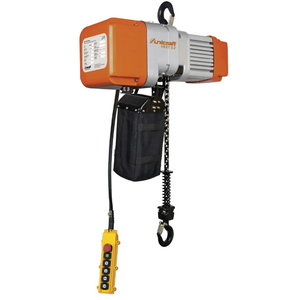 Electric chain hoist EKZT 20-1, Unicraft