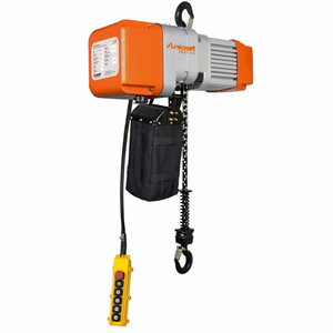 Electric chain hoists EKZT 20-2, Unicraft
