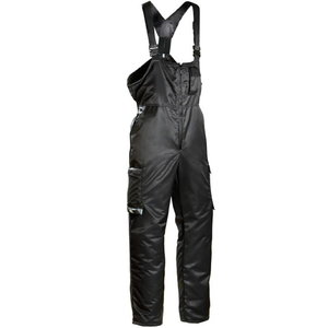 Winter bib-trousers  619 black 48, Dimex
