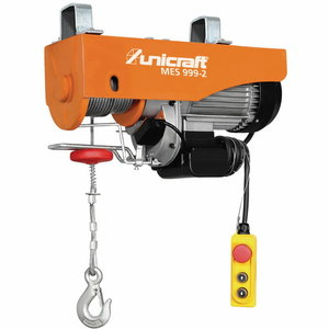Electric winch MES 999-2, Unicraft
