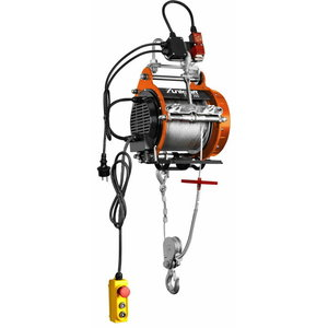 Electric winch, Unicraft