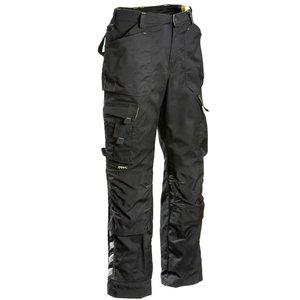 Штаны  620, чёрные, 54 размер, DIMEX